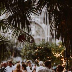 Wedding Palm House Vienna