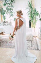 Maßgefertigtes Brautkleid