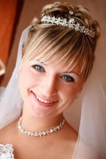 Elegant Bannewitz Brautfrisuren Braut Make Up Und Brautkosmetik