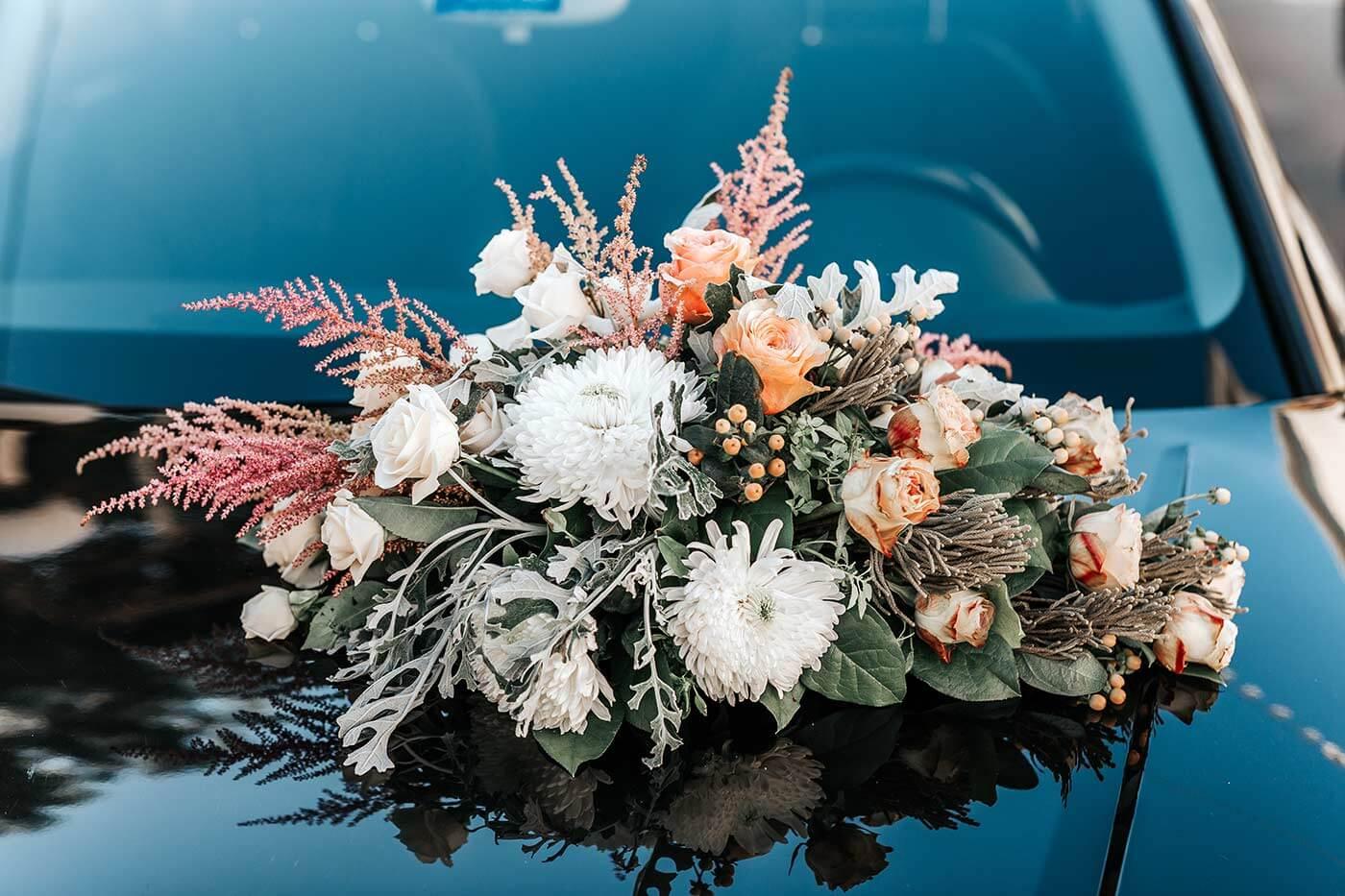 Hochzeit Blumen Von Krug Floristik