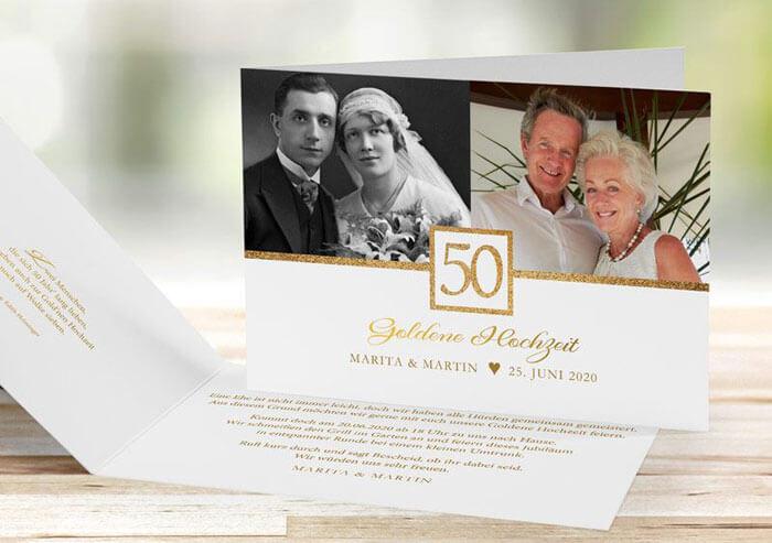 Gluckwunsche Zur Goldenen Hochzeit