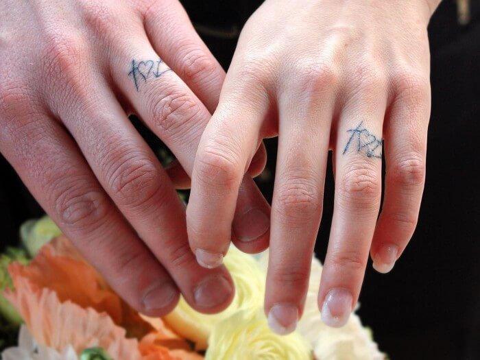Das Hochzeitstattoo Tolle Alternative Zum Ehering