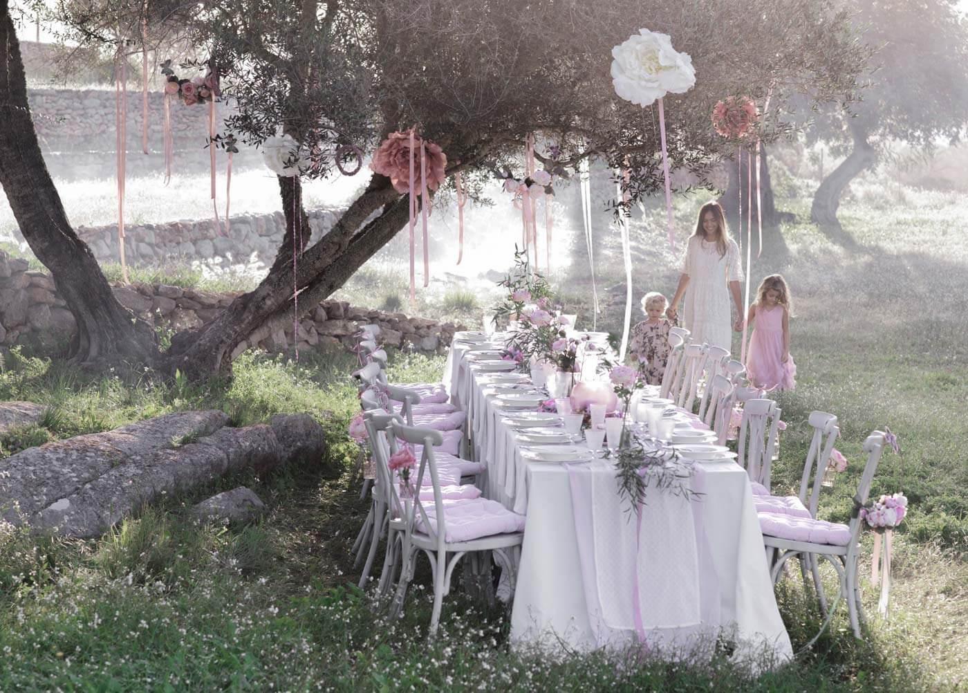 Garten Tisch Hochzeit Kostenloses Foto Auf Pixabay