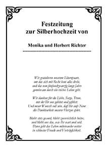 30 Spruche Zur Silberhochzeit Gluckwunsche Und Bilder Mit Text