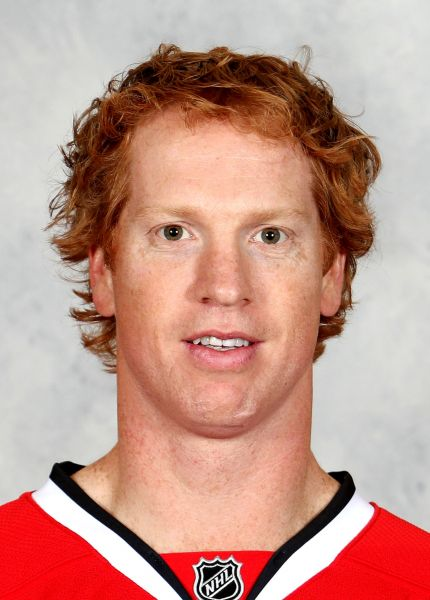 Brian Campbell hockey player photo