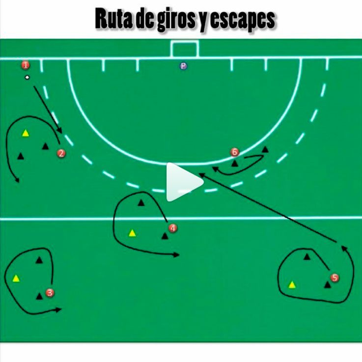 pass and receptions skills