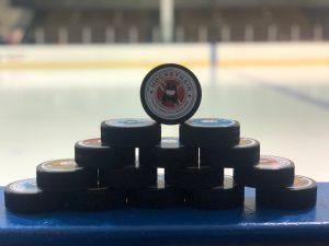 hockey hair pucks