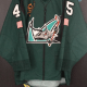 Military Fighter Pilots night. #47 Tim Clifton. CCM Size 56. Obtained from SJ Barracudas auction.