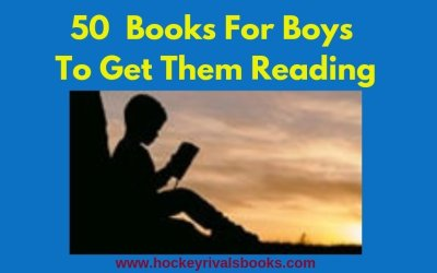 50 Exciting Books For Boys Guaranteed To Get Them Reading