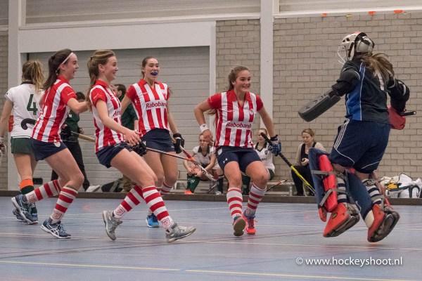 HockeyShoot hdm MB1 - Rotterdam MB1