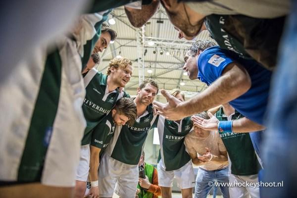 Cartouche pakt zilver op NK Zaalhockey 2018