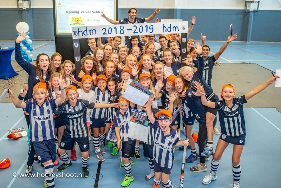 hdm hockey vereniging 2018