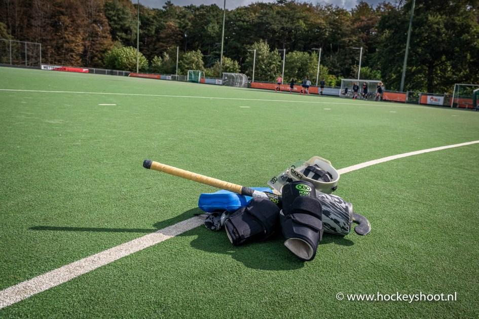 Hockey - Klein Zwitserland v Tilburg, Den Haag - 04-10-2020
