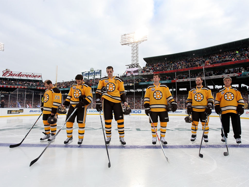 Habs To Face Bruins In 2016 NHL Winter Classic