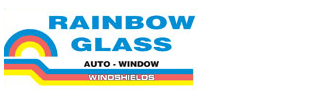 Rainbow Glass Logo