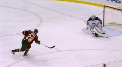 NHL Breakaway Goals | 2015-2016 NHL Season