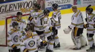 BCHL Playoffs – Victoria 1 – 0 Nanaimo