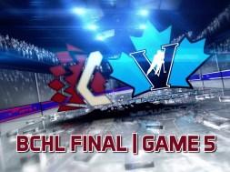 BCHL FINALS: Chiefs Stay Alive