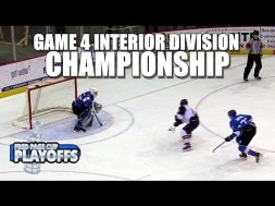BCHL Interior Div. Game 4 Highlights
