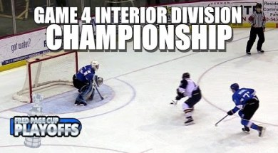 BCHL Interior Div. Game 4 Highlights
