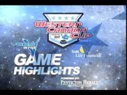 WCC: Vees Defeat Battlefords 2-1 OT