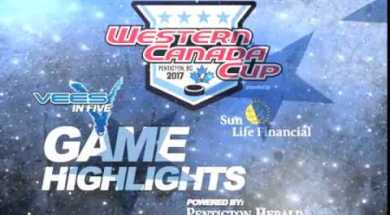 WCC: Vees Defeat Battlefords 2-1 OT