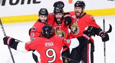 Ottawa Wins Game 3