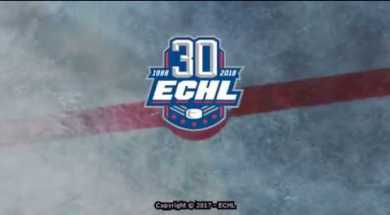 ECHL Top Plays 2016-17 Season