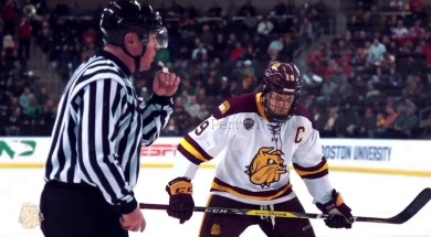 College Hockey 2017-18 Pump Up