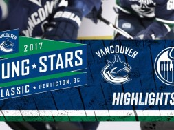 Garteig & Canucks Lose To Edmonton