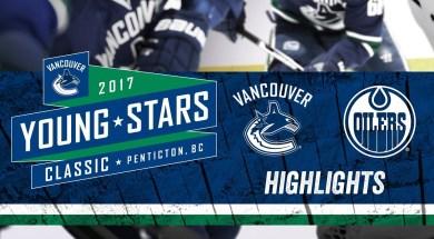 Garteig & Canucks Lose To Edmonton