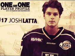 One on One – #17 Josh Latta