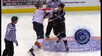 Shane Kelly vs Justin Wilson 9-9-17