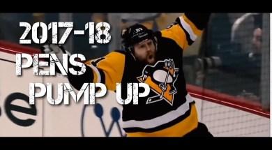 2017-18 Penguins Pump Up Montage