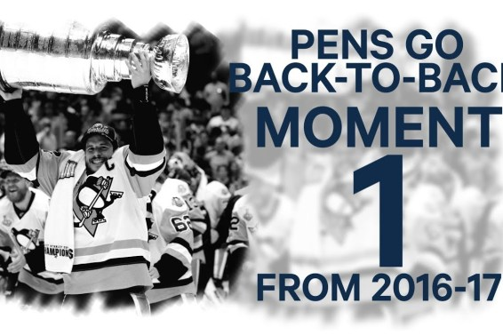 No.1 /100: Penguins Win Stanley Cup Again