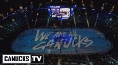 Canucks Mid-Season Intro Video