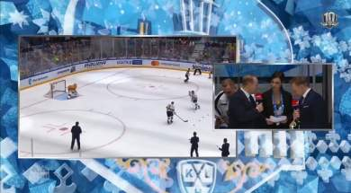 2018 KHL All Star Super Skills