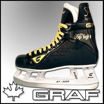 Graf Supra 703 Hockey Skates- Senior