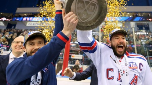 Image result for kovalchuk gagarin cup