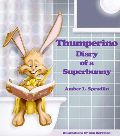 Thumperino Diary of a Superbunny