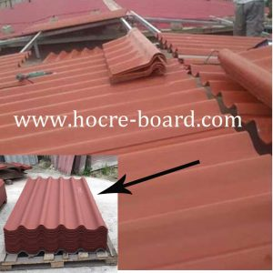 Big 6 roofing sheet corrugated for Namibia