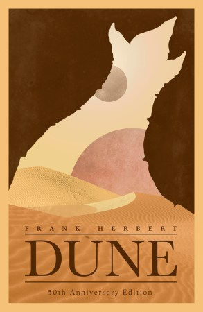 50th anniversary edition of Frank Herbert's DUNE