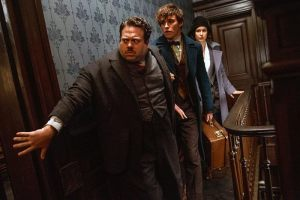Fantastic Beasts and Where to Find Them Kowalski film Harry Potter