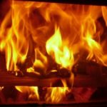 An expert chimney sweep from hodgsons chimney sweeps suggests,fire lighters should be used and not paper to prevent a chimney fire.