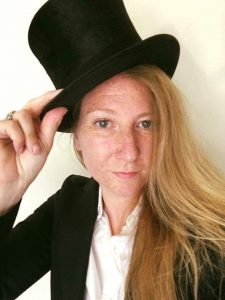 Chimney sweep Devon sarah hodgson