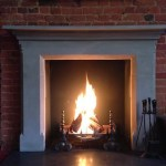 Chimney sweeps devon recommend that an open fire victorian fireplace burning wood is swept twice yearly