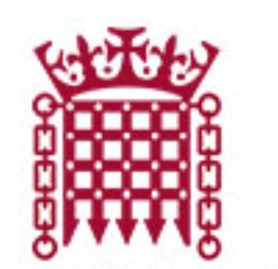 The house of lords emblem