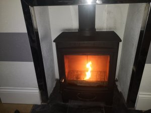 Aarrow 7kw plus Stove serviced and Swept in Torquay
