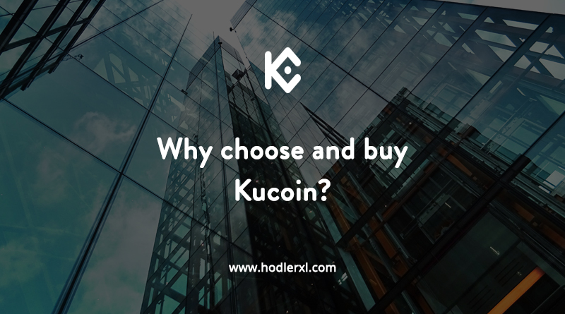 why choose and buy Kucoin