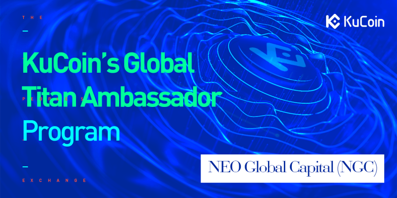 kucoin partner NEO Global Capital (NGC)
